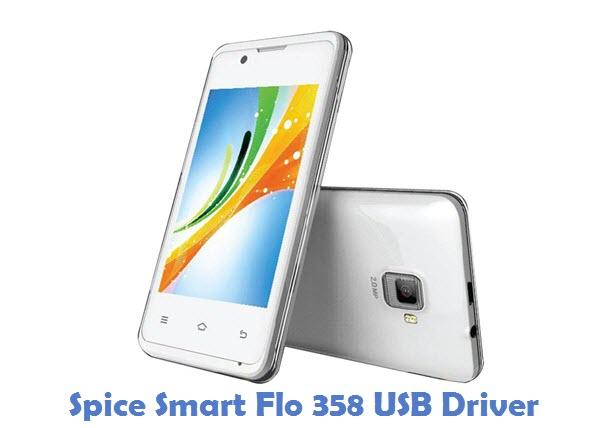 Spice Smart Flo 358 USB Driver