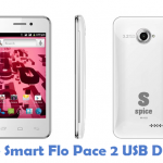 Spice Smart Flo Pace 2 USB Driver