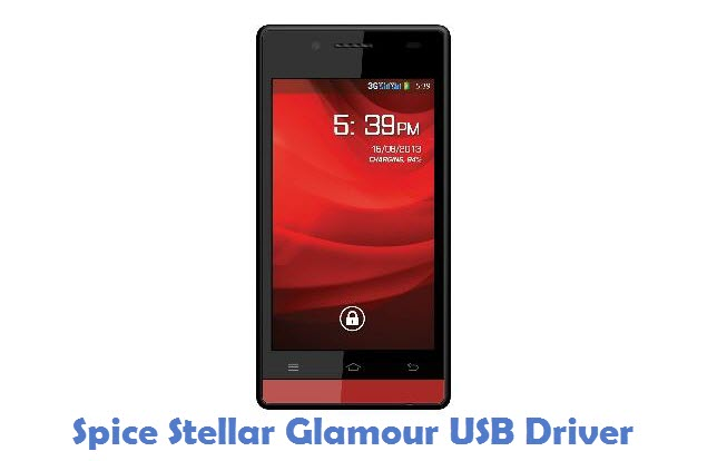Spice Stellar Glamour USB Driver