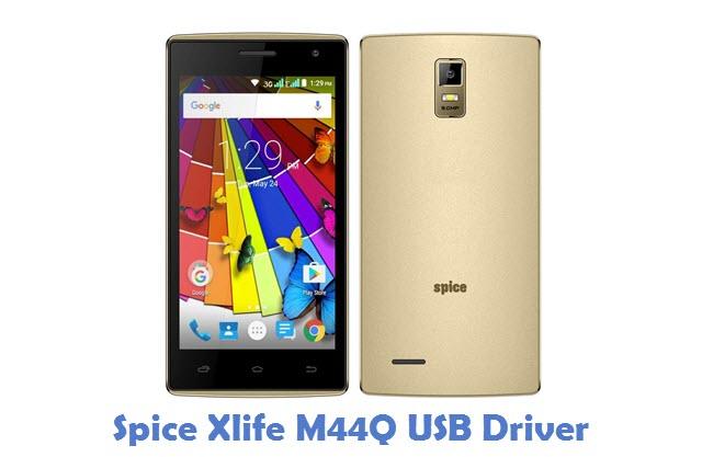 Spice Xlife M44Q USB Driver