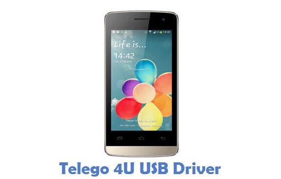 Telego 4U USB Driver