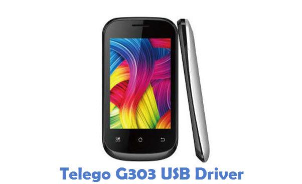 Telego G303 USB Driver