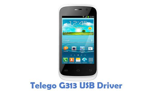 Telego G313 USB Driver