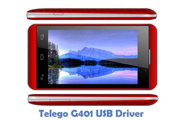 Telego G401 USB Driver