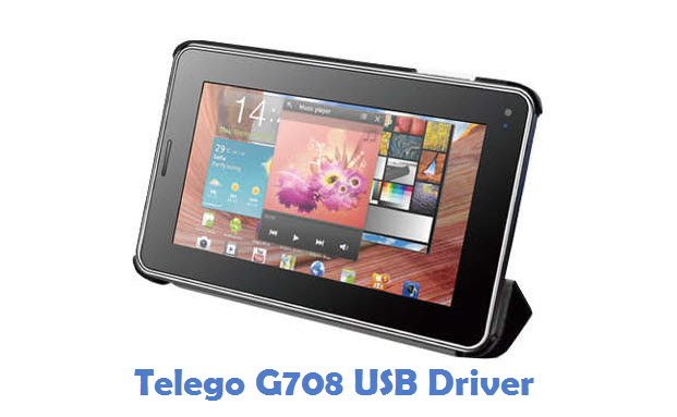 Telego G708 USB Driver