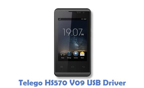 Telego HS570 V09 USB Driver