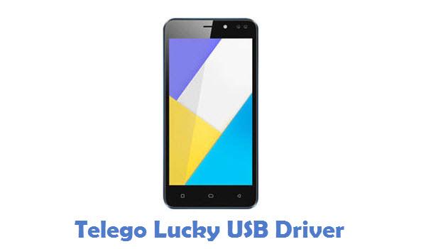 Telego Lucky USB Driver