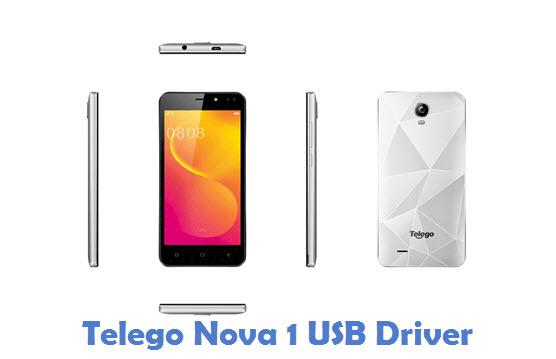 Telego Nova 1 USB Driver