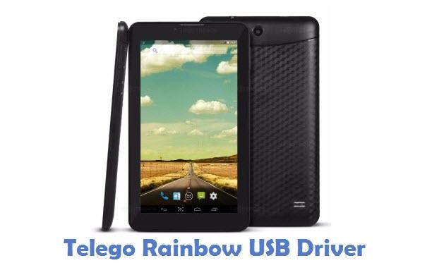 Telego Rainbow USB Driver