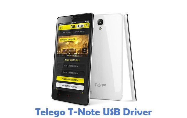 Telego T-Note USB Driver