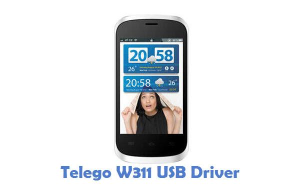 Telego W311 USB Driver