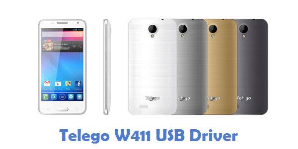 Telego W411 USB Driver