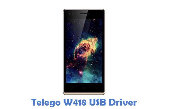 Telego W418 USB Driver