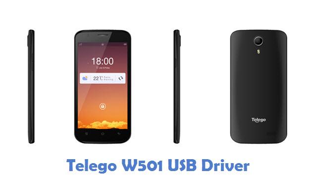 Telego W501 USB Driver