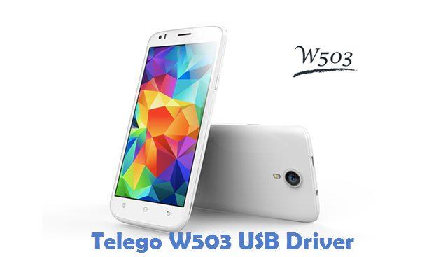 Telego W503 USB Driver