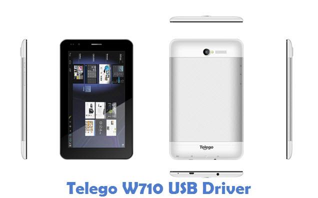 Telego W710 USB Driver