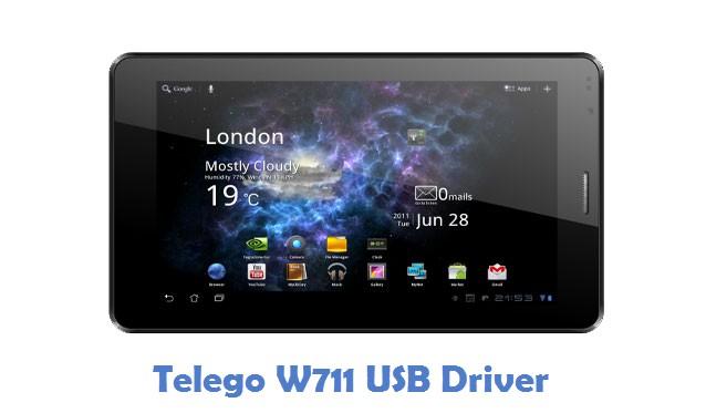 Telego W711 USB Driver