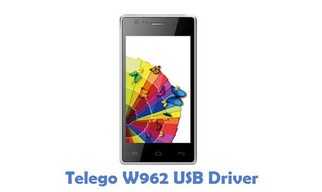 Telego W962 USB Driver