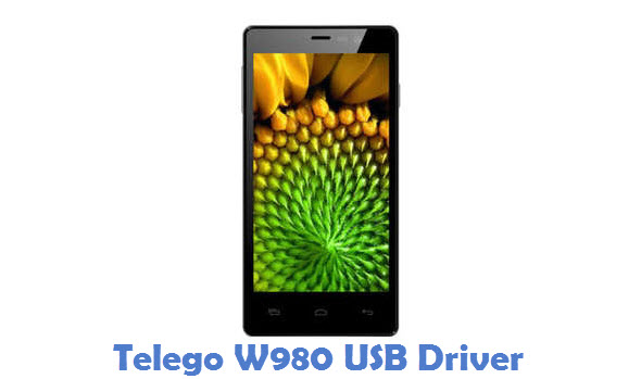 Telego W980 USB Driver