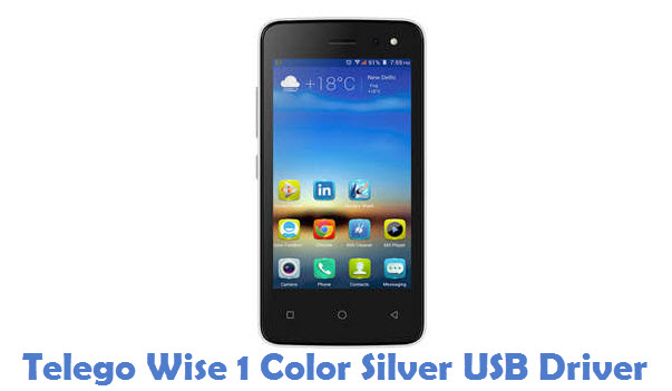 Telego Wise 1 Color Silver USB Driver