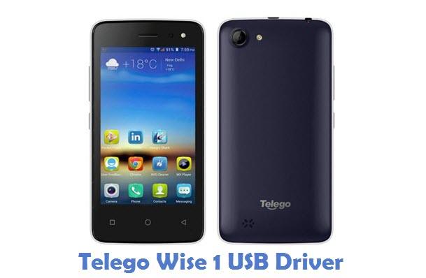 Telego Wise 1 USB Driver