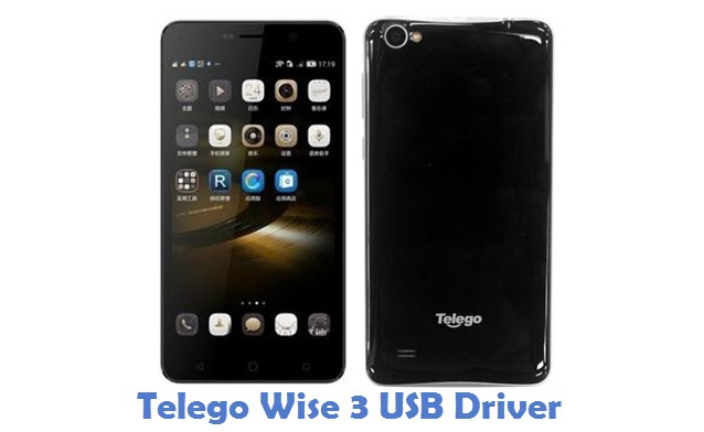 Telego Wise 3 USB Driver
