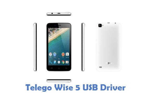 Telego Wise 5 USB Driver