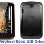 Verykool R800 USB Driver