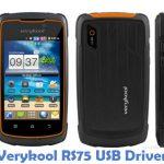 Verykool RS75 USB Driver