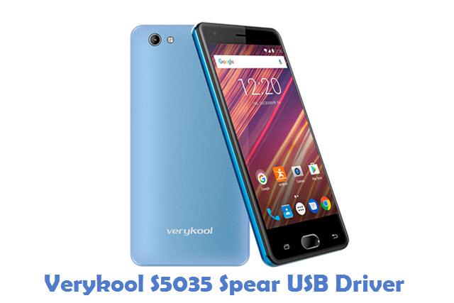 Verykool S5035 Spear USB Driver