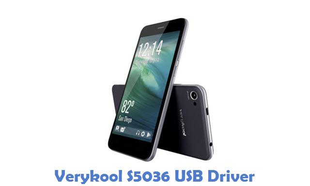 Verykool S5036 USB Driver