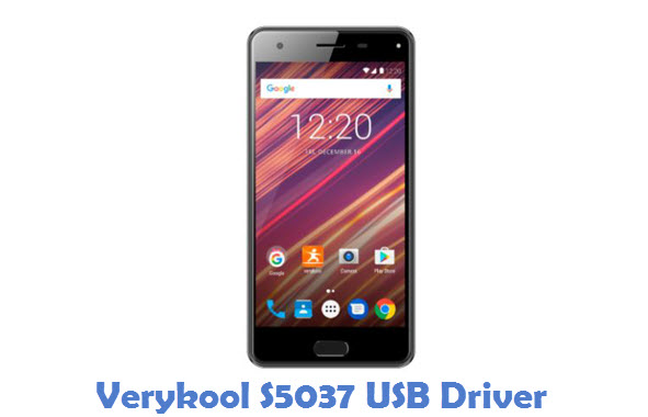 Verykool S5037 USB Driver