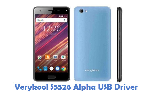Verykool S5526 Alpha USB Driver