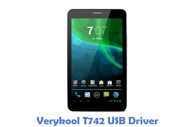Verykool T742 USB Driver