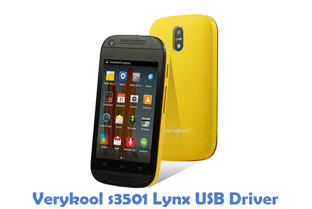 Verykool s3501 Lynx USB Driver