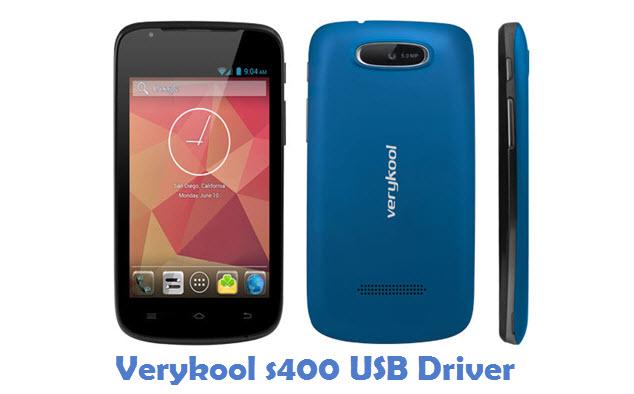 Verykool s400 USB Driver