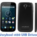 Verykool s450 USB Driver