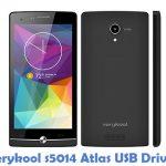 Verykool s5014 Atlas USB Driver