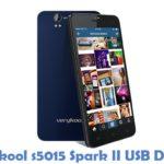 Verykool s5015 Spark II USB Driver