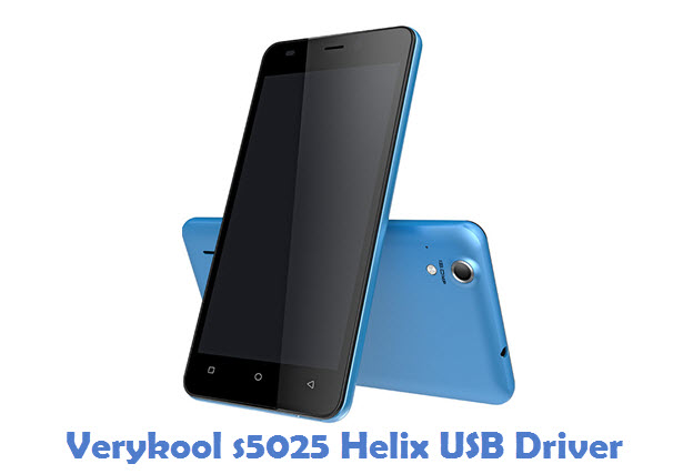 Verykool s5025 Helix USB Driver