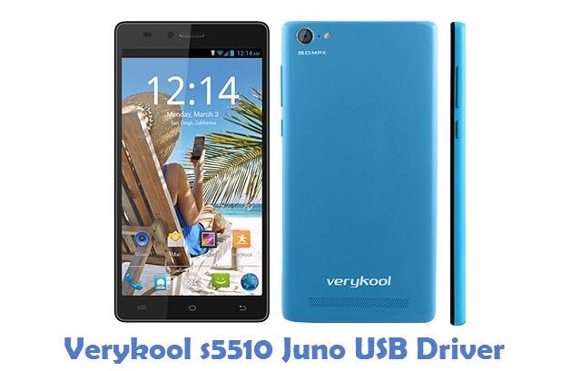 Verykool s5510 Juno USB Driver
