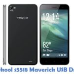 Verykool s5518 Maverick USB Driver