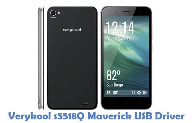 Verykool s5518Q Maverick USB Driver