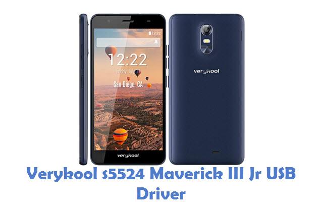 Verykool s5524 Maverick III Jr USB Driver