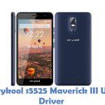 Verykool s5525 Maverick III USB Driver