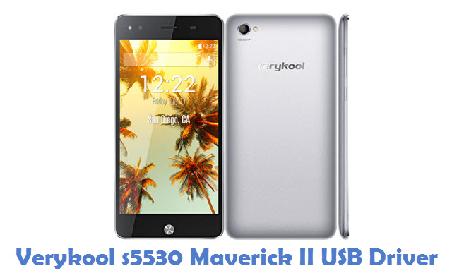 Verykool s5530 Maverick II USB Driver