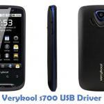 Verykool s700 USB Driver