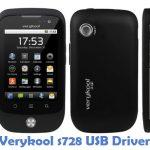 Verykool s728 USB Driver
