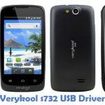 Verykool s732 USB Driver