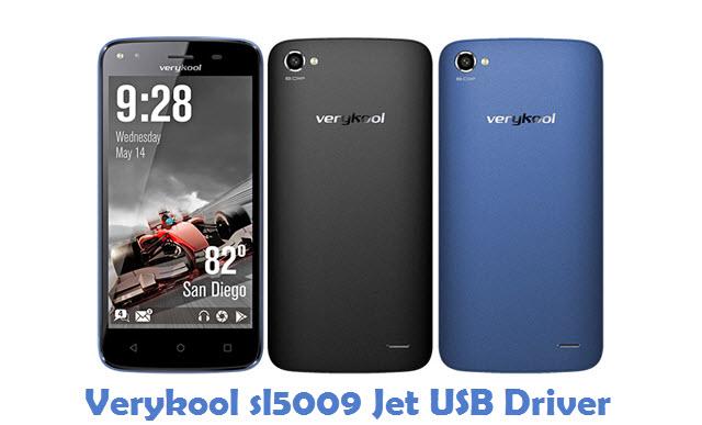 Verykool sl5009 Jet USB Driver